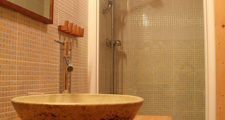 Furnished accommodation: le flocon des aravis 12 in la giettaz (112803)