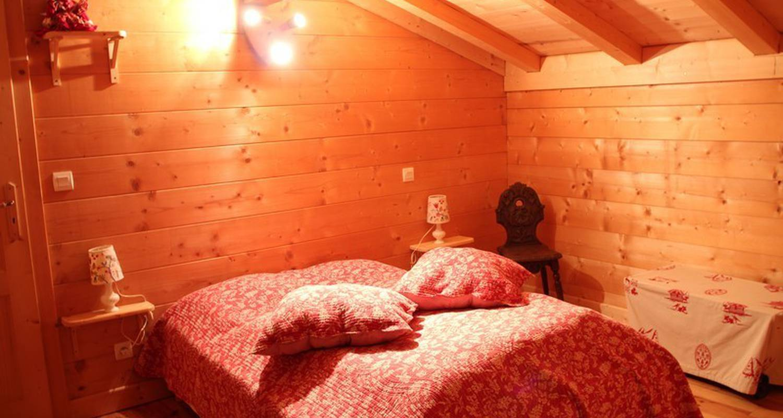 Furnished accommodation: le flocon des aravis 12 in la giettaz (112805)