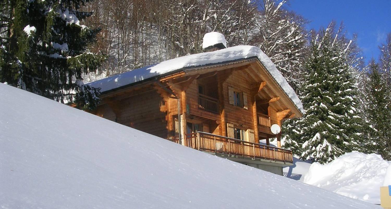 Furnished accommodation: le flocon des aravis 6 in la giettaz (112806)