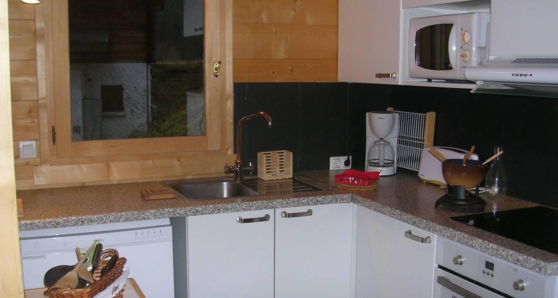 Logement meublé: le flocon des aravis 6 à la giettaz (112807)