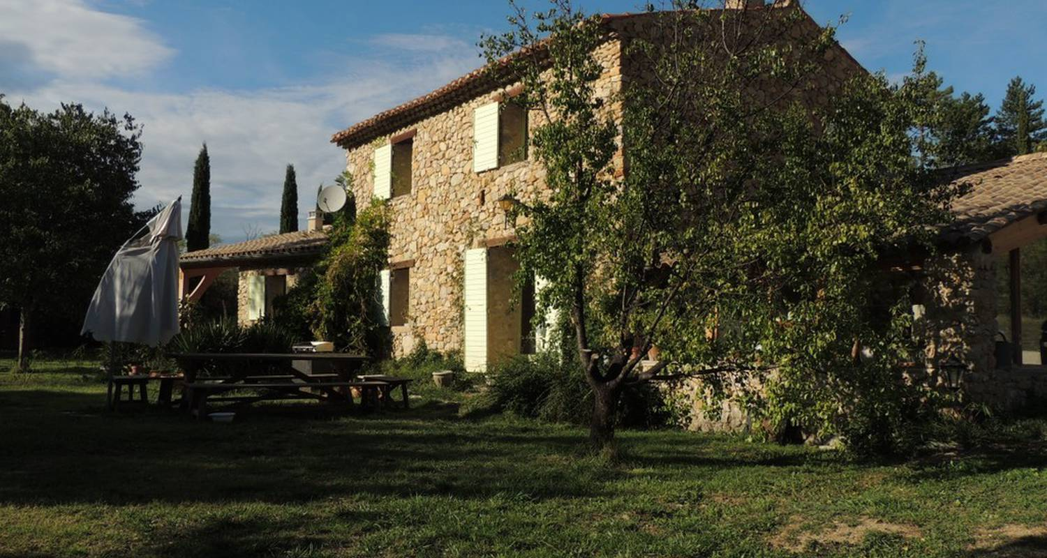 Bed & breakfast: rieu de laval in buis-les-baronnies (112816)