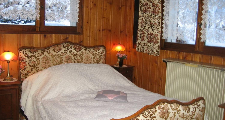 Habitación de huéspedes: chalet a l oree du bois  en les houches (112821)