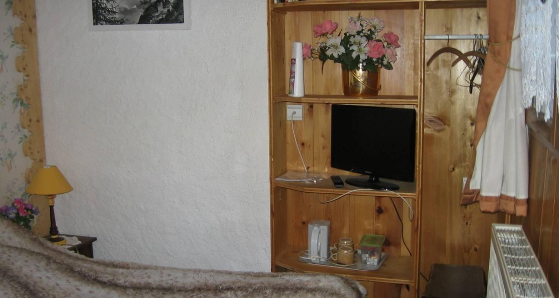 Habitación de huéspedes: chalet a l oree du bois  en les houches (112822)
