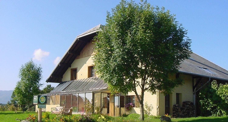 Chambre d'hôtes: la grangette à évires (112840)