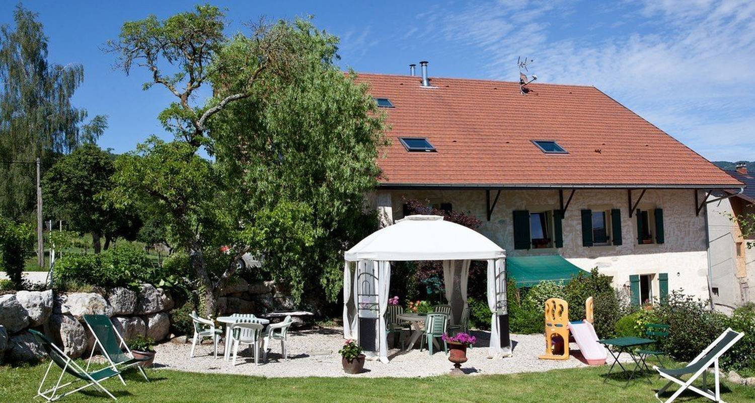 Bed & breakfast: la ferme de cortanges in cernex (112867)