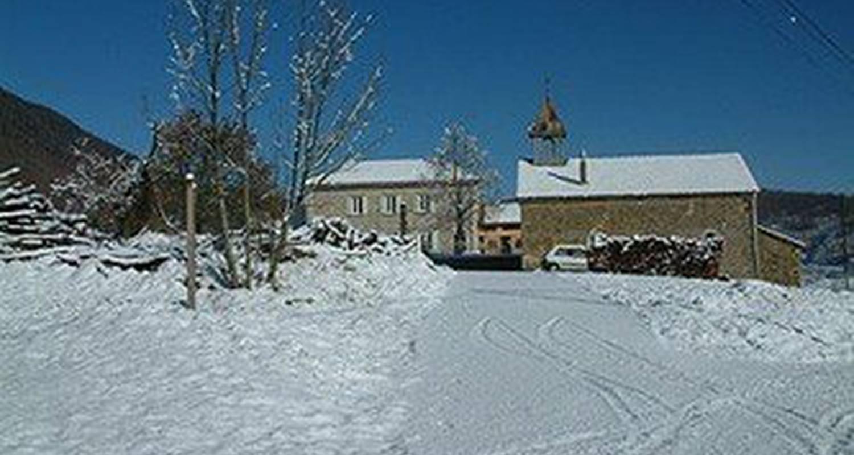 Gîte: gites des gabriels à la chapelle-en-vercors (112884)