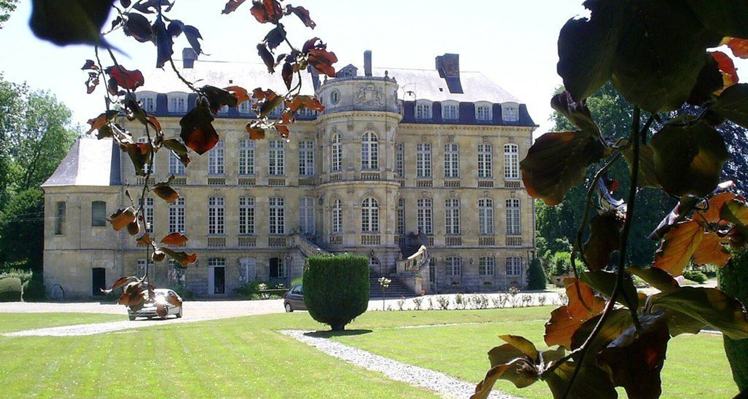 Bed & breakfast: chateau de chaussoy in chaussoy-epagny (112903)