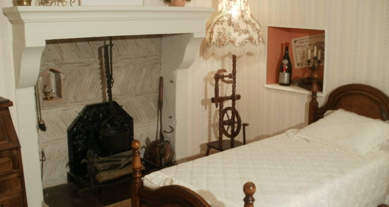 Bed & breakfast: casteland in vougrey (112926)