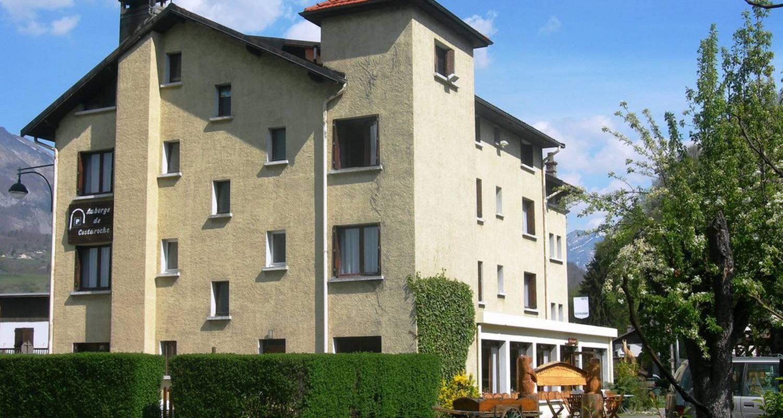 Hôtel: auberge de costaroche à albertville (112999)