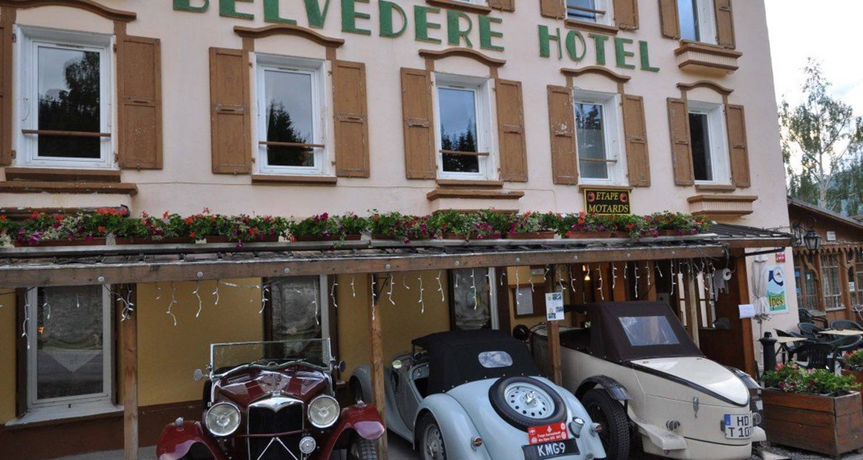 Hotel: hôtel belvedere in séez (113010)