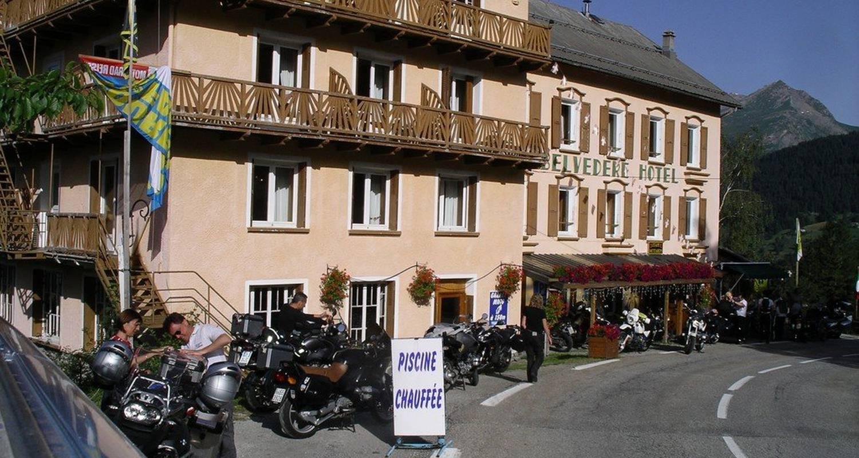 Hotel: hôtel belvedere in séez (113011)