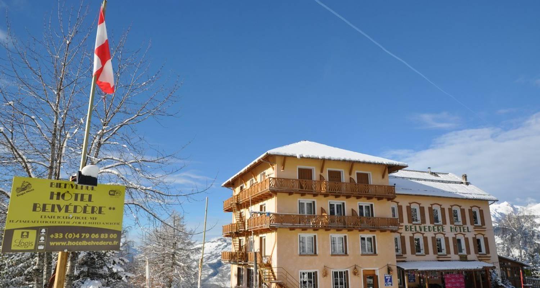 Hotel: hôtel belvedere in séez (113012)
