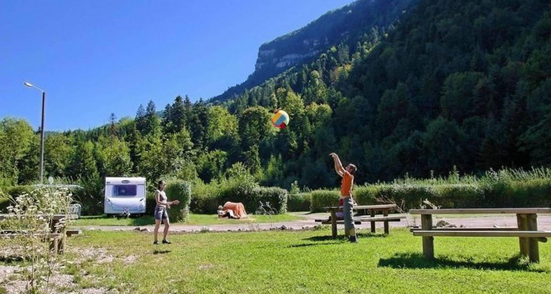 Camping pitches: camping du signal in nantua (119780)