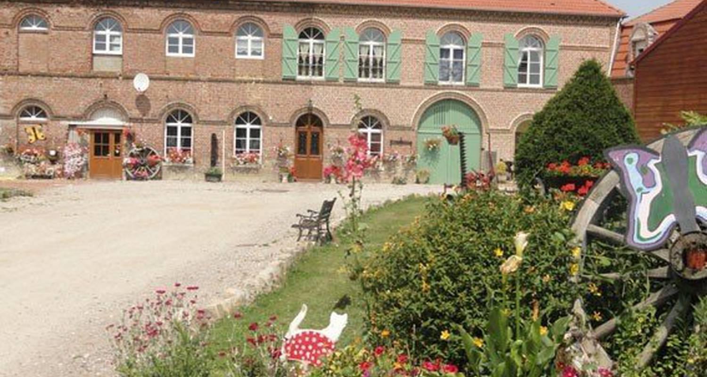 Casa rurale: la ferme du phaël en beauchamps (113062)