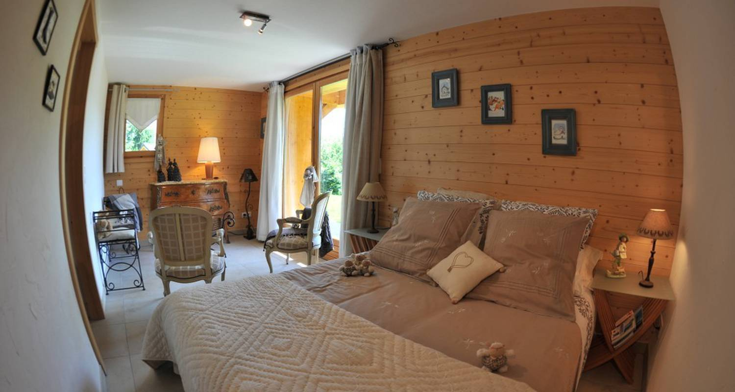 Bed & breakfast: le framboisier in montmin (113174)