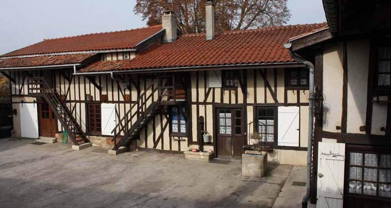 Chambre d'hôtes: au brochet du lac à saint-remy-en-bouzemont-saint-genest-et-isson (113192)