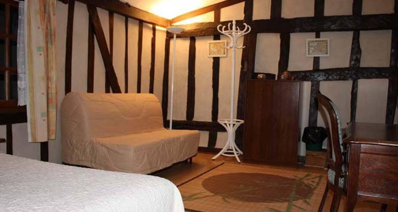 Bed & breakfast: au brochet du lac in saint-remy-en-bouzemont-saint-genest-et-isson (113194)