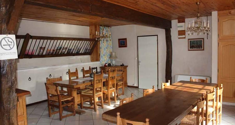 Chambre d'hôtes: au brochet du lac à saint-remy-en-bouzemont-saint-genest-et-isson (113195)