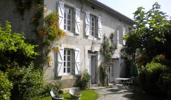 Maison Cadet en Barousse