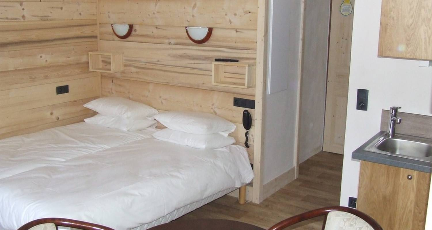 Hotel residence: loc'hotel alpen'sports in les gets (113419)
