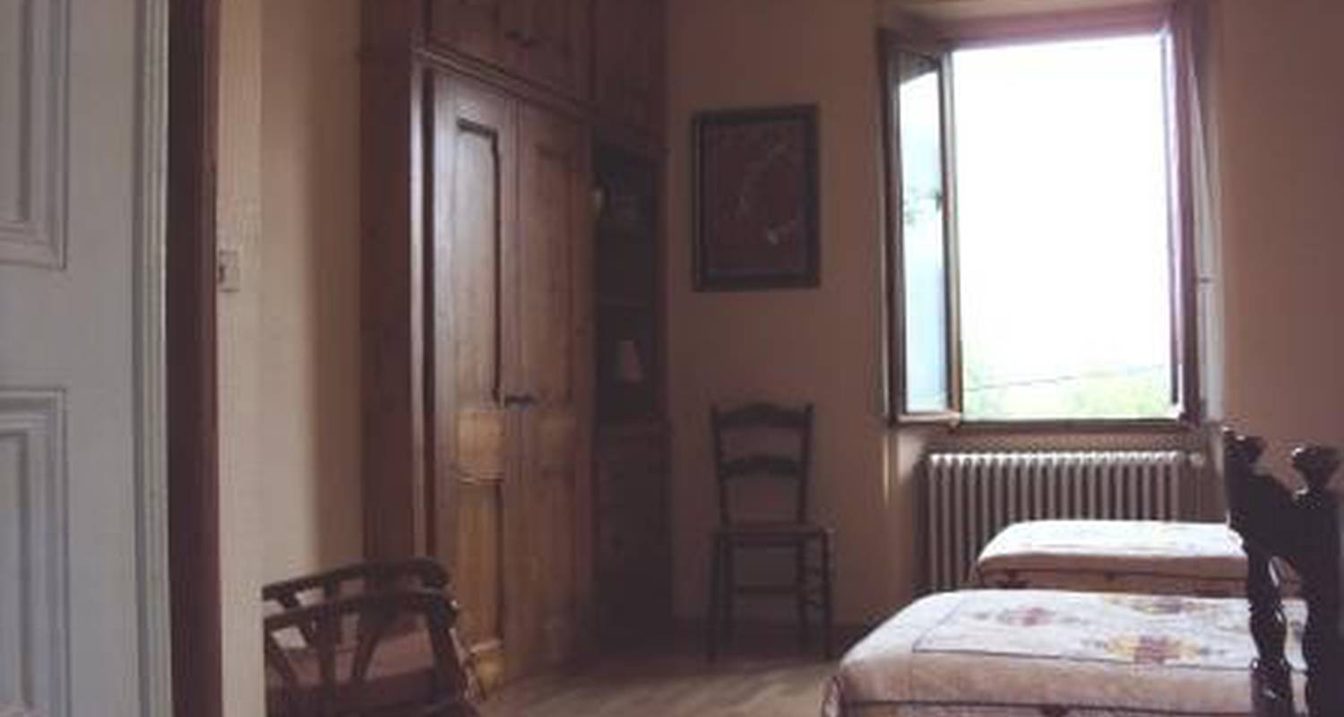 Bed & breakfast: villa les charmilles in taninges (113445)