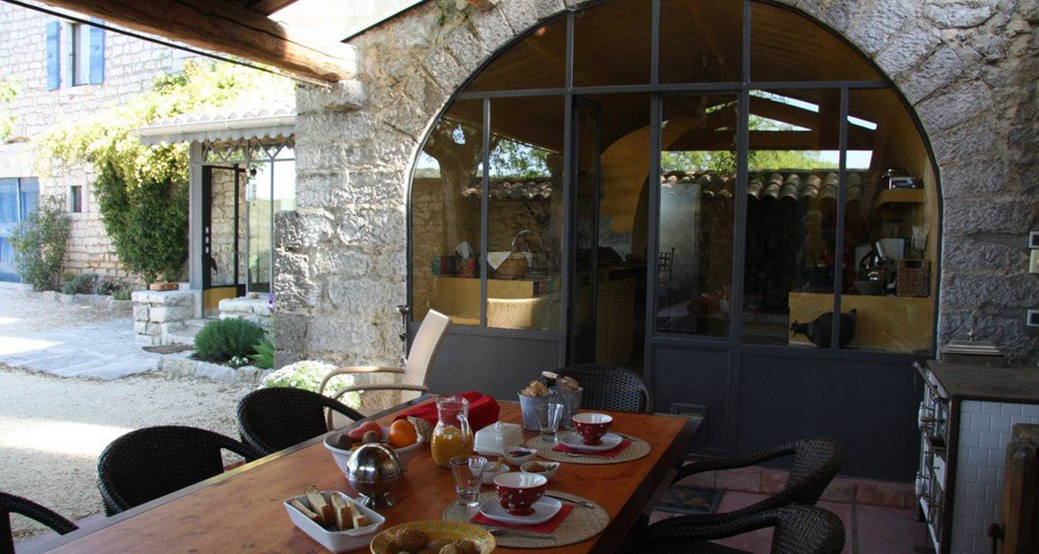 Bed & breakfast: les magnavols in beaulieu (113453)