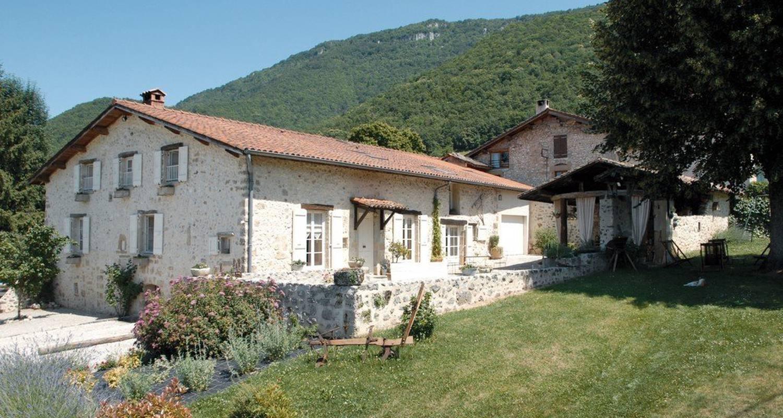 Chambre d'hôtes: estapade des tourelons à saint-jean-en-royans (113462)
