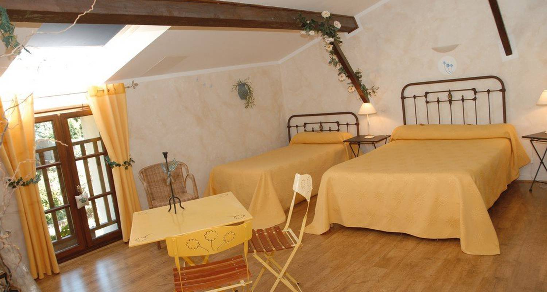 Chambre d'hôtes: estapade des tourelons à saint-jean-en-royans (113463)