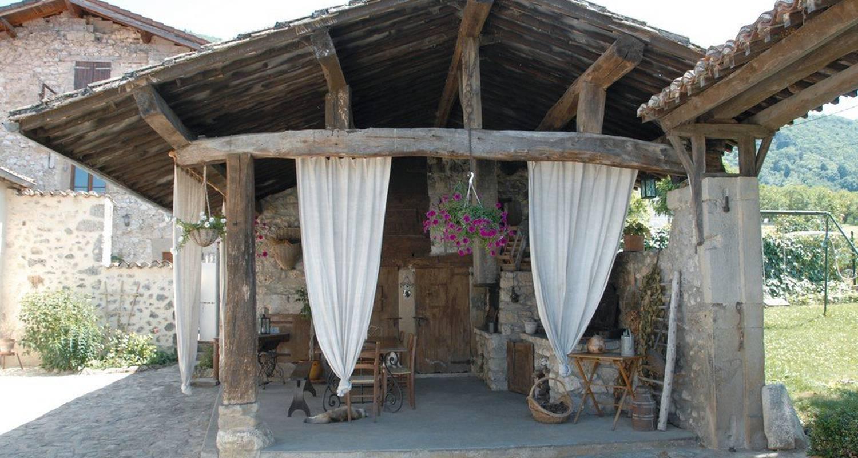 Chambre d'hôtes: estapade des tourelons à saint-jean-en-royans (113464)