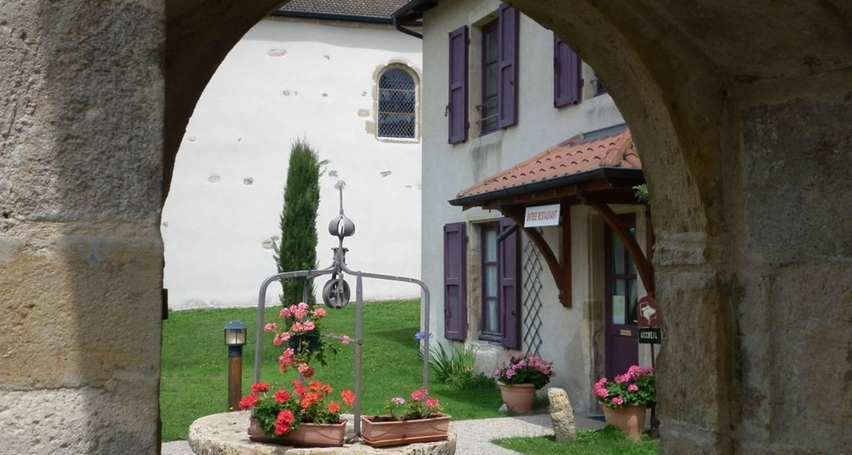 Hôtel: auberge des chanoines à aigueperse (113479)