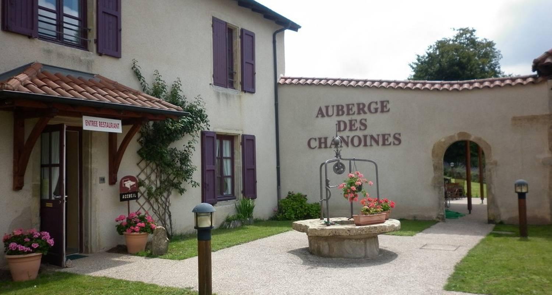 Hôtel: auberge des chanoines à aigueperse (113477)