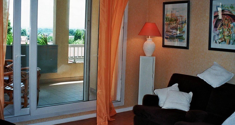 """Logement meublé: """"terrasses  observatoire"""" à saint-genis-laval (113506)"""