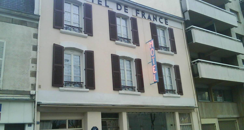 Hôtel: hôtel de france à limoges (113564)
