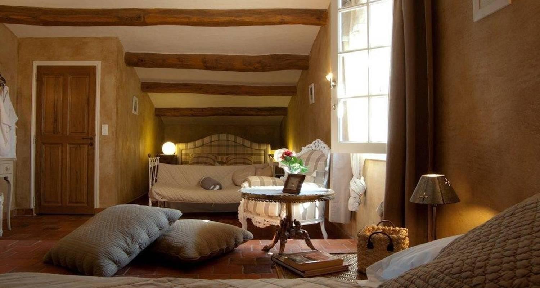 Habitación de huéspedes: la bastide du moulin en la cadière-d'azur (113646)