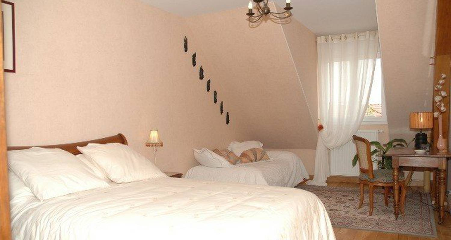 Bed & breakfast: le gres d'echenilly in saint-andré-les-vergers (113919)