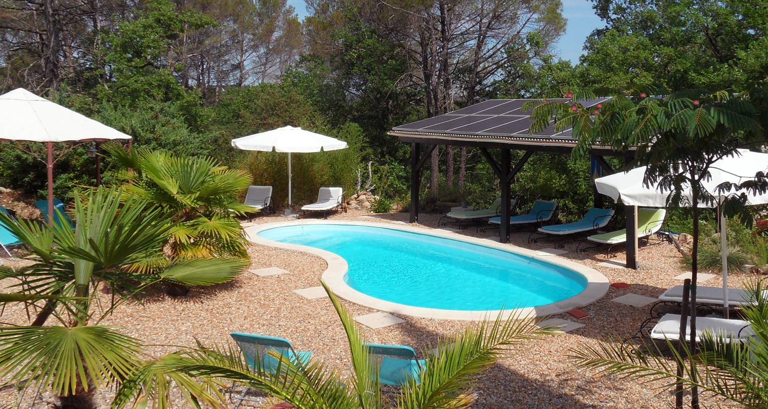 Bed & breakfast: la bastide des templiers (guest house set in picturesque countryside amidst lovely natural sceneries) in bras (128416)