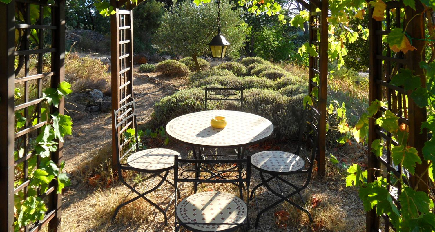 Bed & breakfast: la bastide des templiers (guest house set in picturesque countryside amidst lovely natural sceneries) in bras (132085)