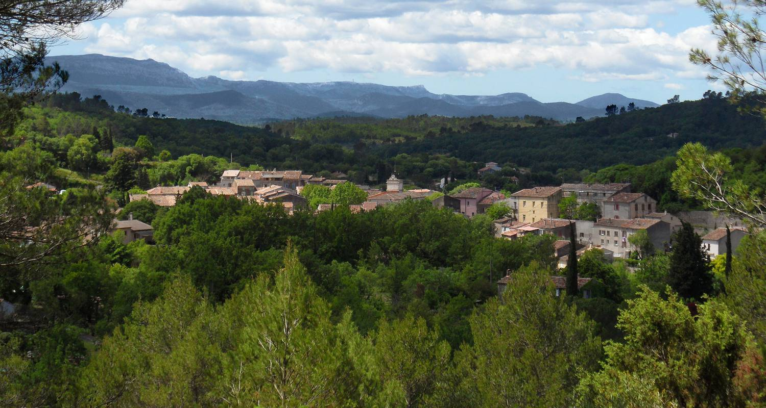Bed & breakfast: la bastide des templiers (guest house set in picturesque countryside amidst lovely natural sceneries) in bras (132090)