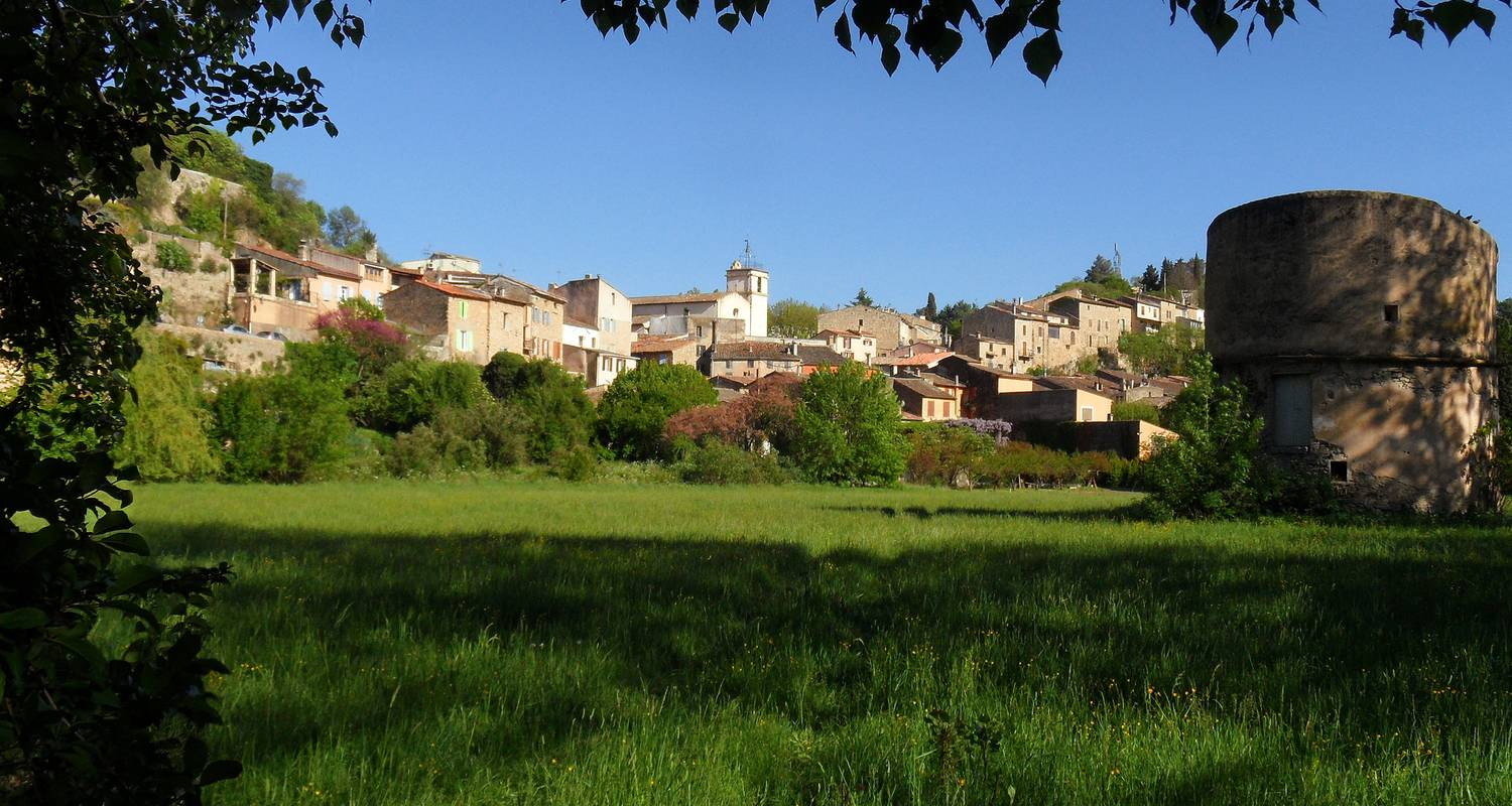 Bed & breakfast: la bastide des templiers (guest house set in picturesque countryside amidst lovely natural sceneries) in bras (132091)
