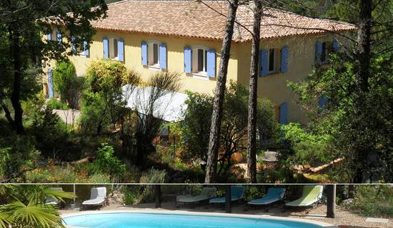 La Bastide des Templiers (self-contained studio-apartment in a Guest House amidst lovely natural sceneries) picture