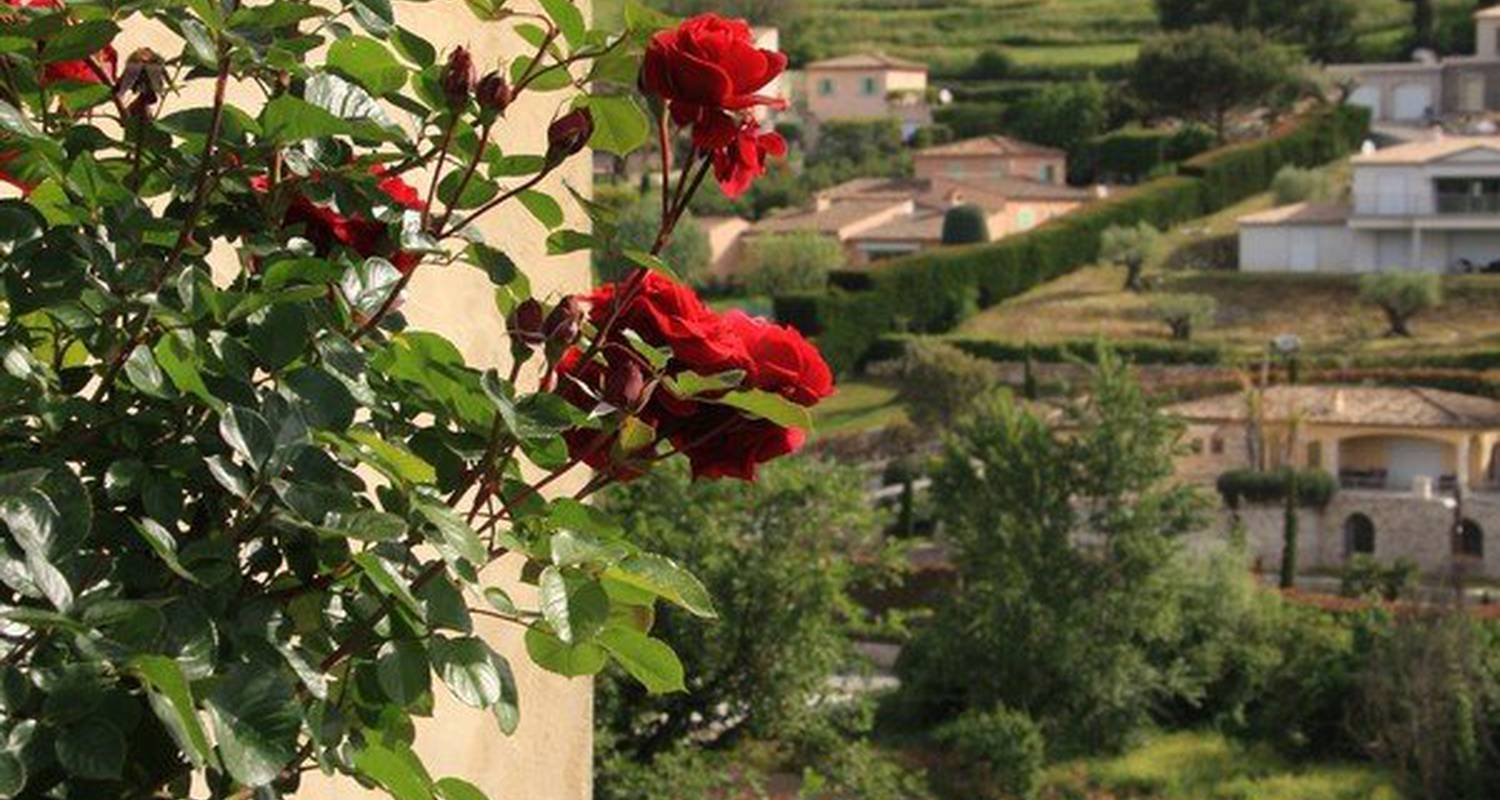 Bed & breakfast: le mas des amandiers in saint-paul-de-vence (124320)