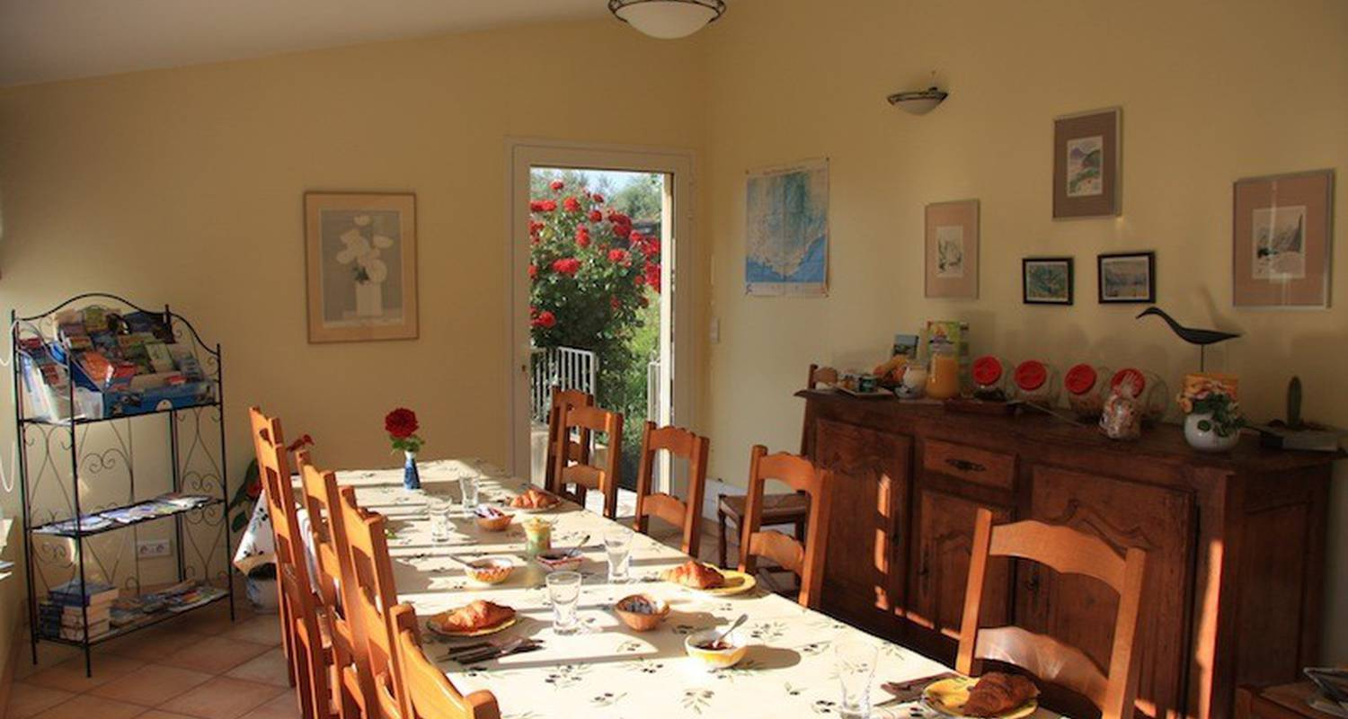 Bed & breakfast: le mas des amandiers in saint-paul-de-vence (113954)
