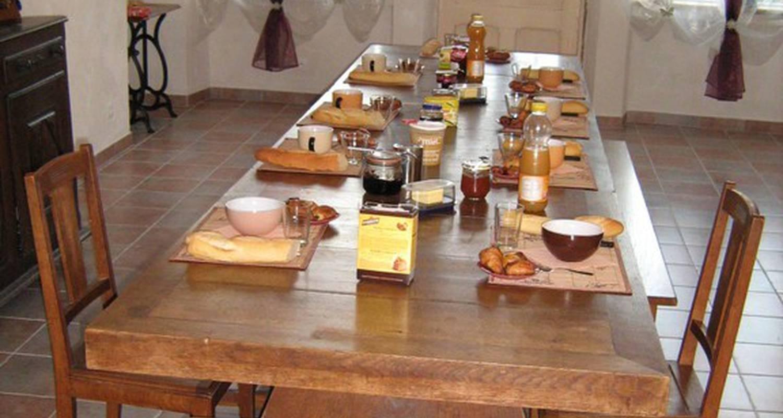 Chambre d'hôtes: chez monique  à doulaincourt-saucourt (114073)
