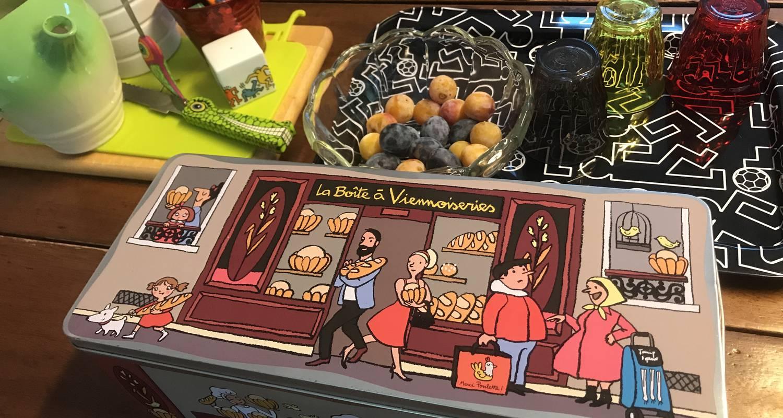Bed & breakfast: chez l'antiquaire in hauterives (134047)