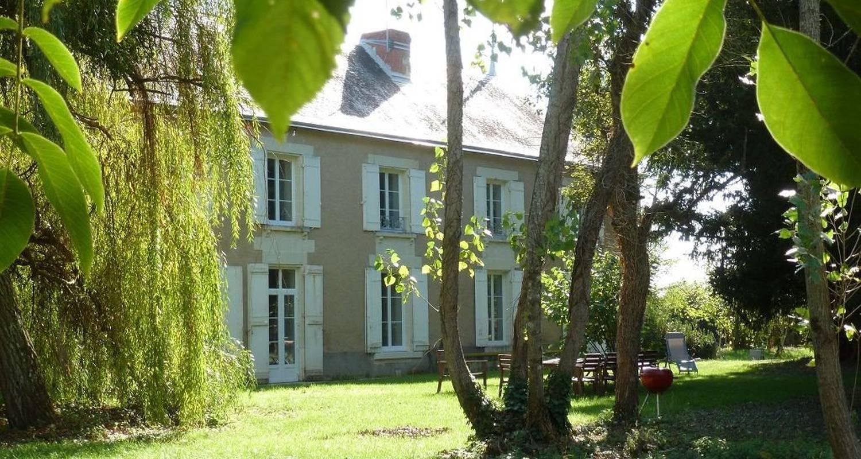 Le PireauChambres Dhôtes In VouneuilsurVienne - Chambre d hote chasseneuil du poitou