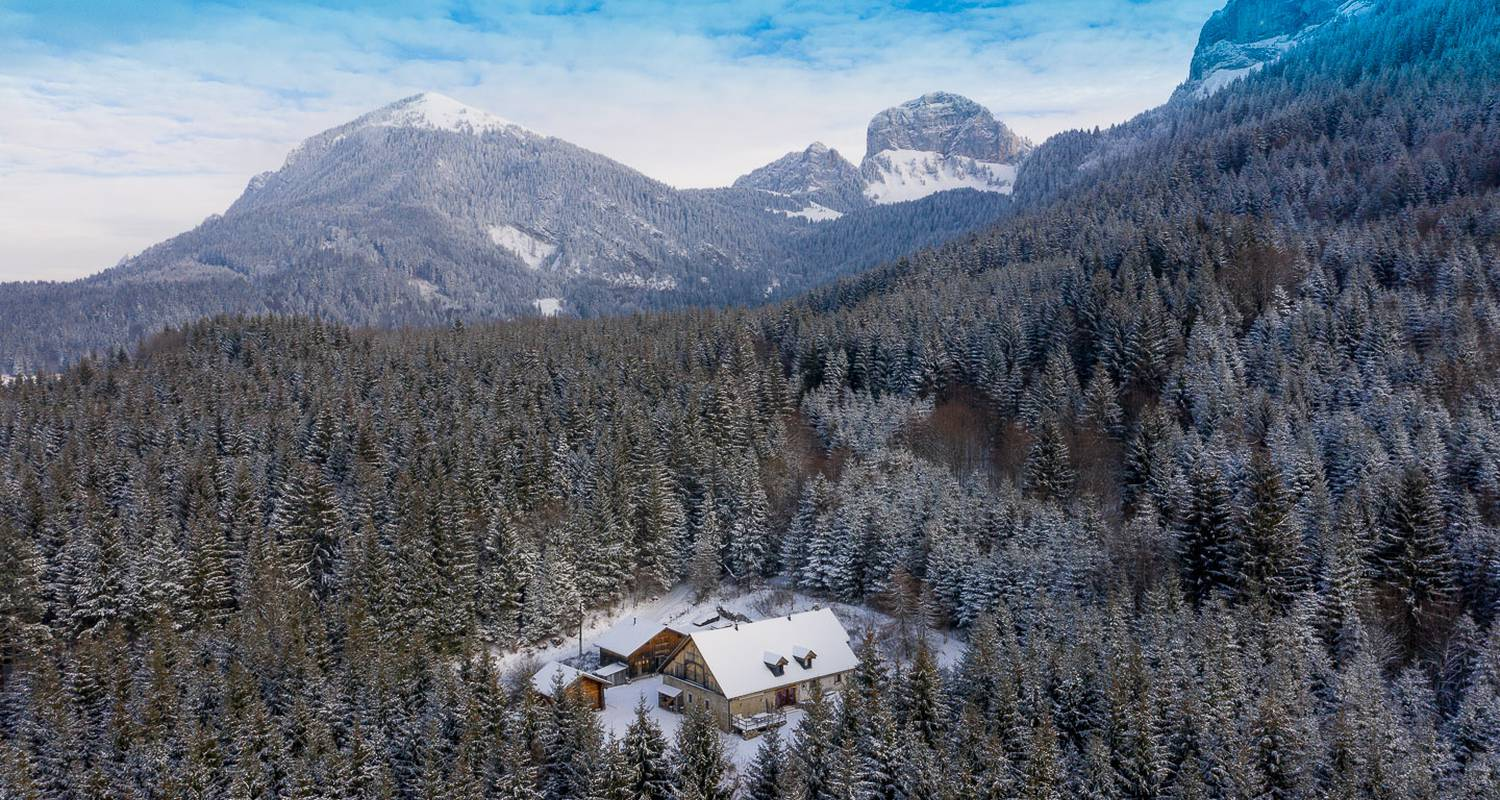 Bed & breakfast: les caribous in thorens-glières (114134)