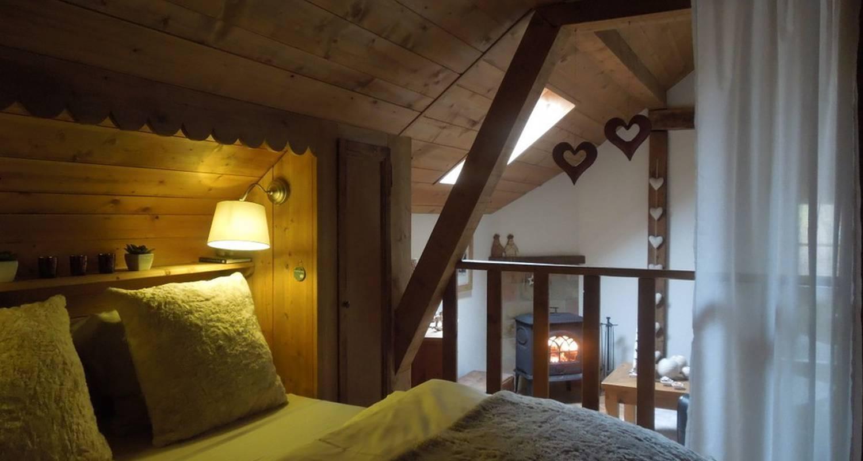 Bed & breakfast: la dame de haute savoie in la roche-sur-foron (114224)