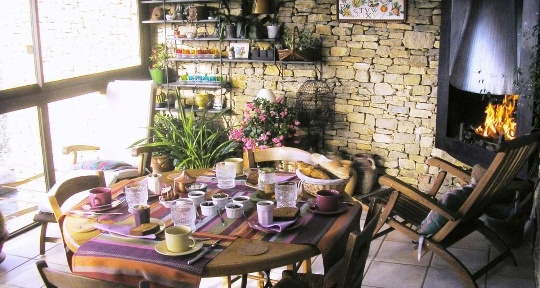 Bed & breakfast: mas de la combe *** in vaison-la-romaine (114238)