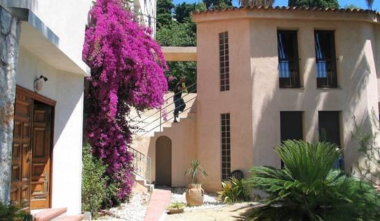 Villa Saint Exupery Garden picture