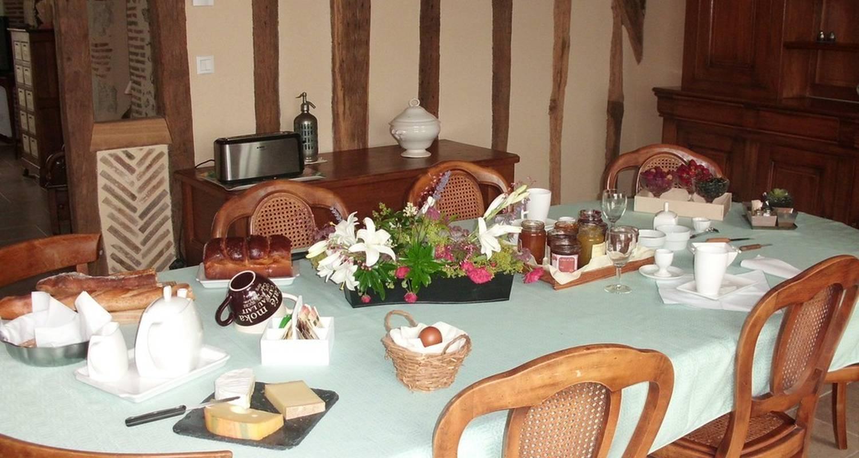 Chambre d'hôtes: ferme de la nature à saint-germain-des-prés (114473)